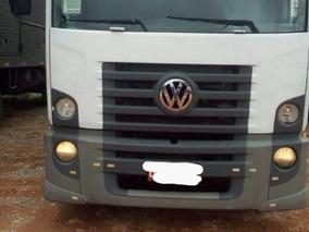 Volkswagen Vw 13180 Bau Refrigerado Unico Dono Vend No Chasi