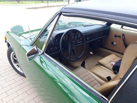 Porsche 914 Placa Preta Targa Impecavel