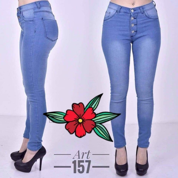 Jeans Mujer Talle 40