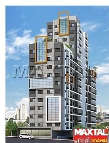 Imagem 1 de 11 de Apartamento Novo Próximo Ao Metrô Parada Inglesa - Mi84368
