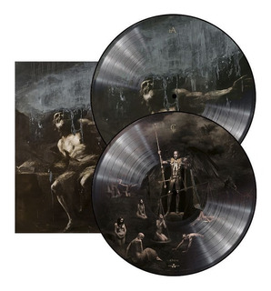 Behemoth I Loved You At Your Darkest 2 Lp Picture Disc