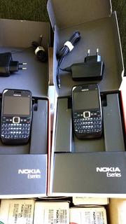 Nokia E63 3g Wifi Gps Bluetooth Desbloqueado Caixa Completo