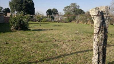 Vendo Terreno En Victoria Entre Rios