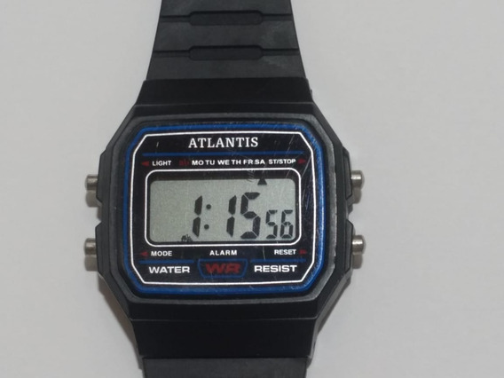 Relógio Esportivo Atlantis G-7471 + Brinde!!!!