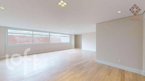 Apartamento Com 3 Dormitórios À Venda, 201 M² Por R$ 3.499.000,00 - Vila Nova Conceição - São Paulo/sp - Ap42120
