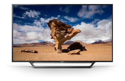 Imagen 1 de 9 de Smart Tv Sony 32 Wifi Serie W Led Hd Hdmi Usb Netflix Nnet