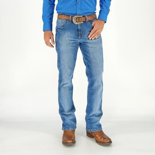Jeans Vaquero Wrangler Hombre Slim Fit G41