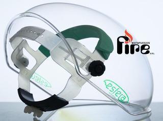 Mascara Protector Facial Burbuja Esfera