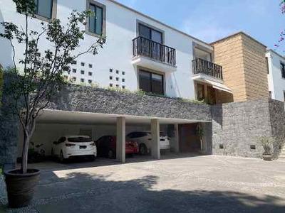Residencia En Condominio En Venta En San Ángel Inn