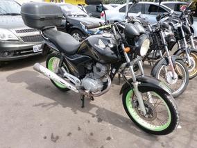 Honda Cg 150 Fan Esdi 2011 Preta Flex