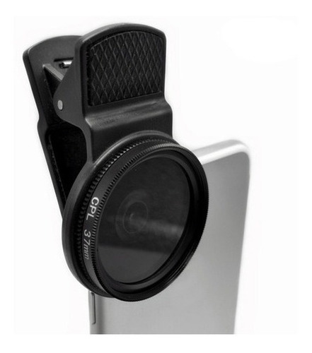Polarizada Cpl Lente Filtro Para Câmera Móvel iPhone