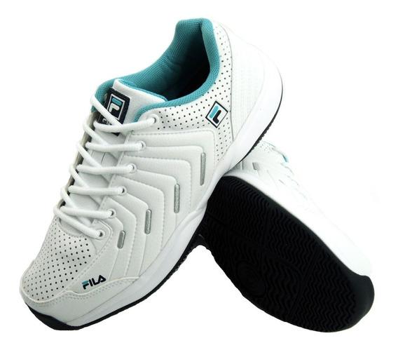 Zapatillas Fila Lugano 5.0 Tenis Mujer 731946 Eezap