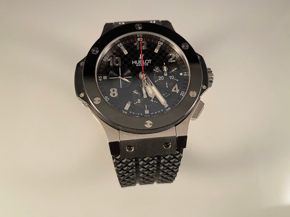 Hublot Big Bang 44 Mm Automático, En Acero Inoxidable