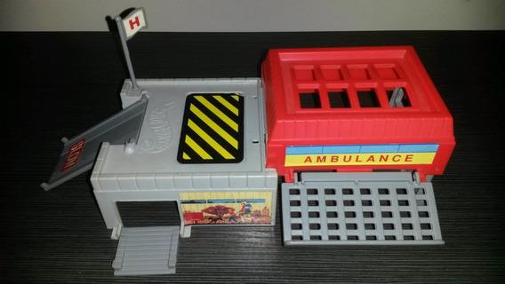Centro De Emergencias Hot Wheels / Mattel Niños
