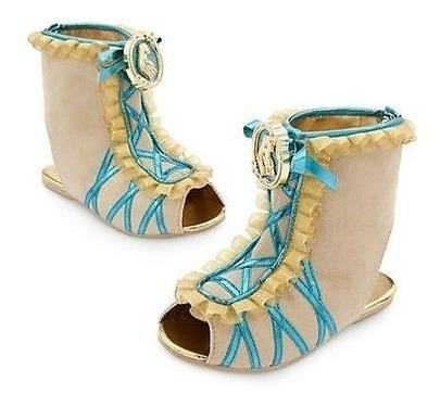Sapato Princesa Pocahonta Original Disney Store P/entrega