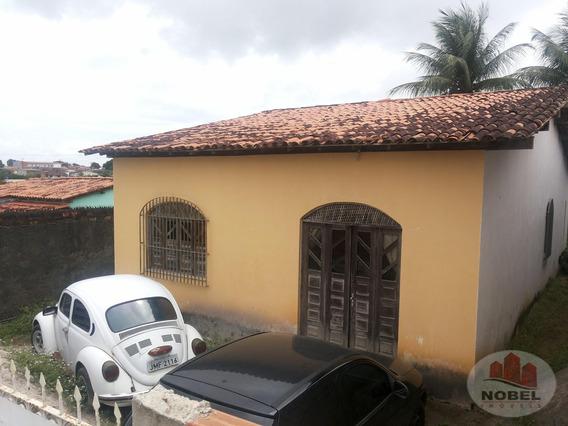 Casa Com 3 Dormitório(s) Localizado(a) No Bairro Santo Antonio Dos Prazeres Em Feira De Santana / Feira De Santana - 2280