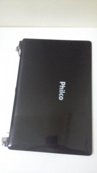 Tampa Da Moldura Da Tela Notebook Philco 14f 40r-a14d06-1001