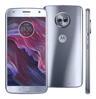Celular Smartphone Motorola Moto X4 32gb Dual Xt1900 Vitrine