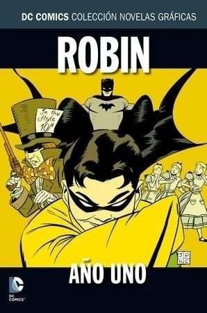Coleccion Novelas Graficas No.23:robin Año Uno