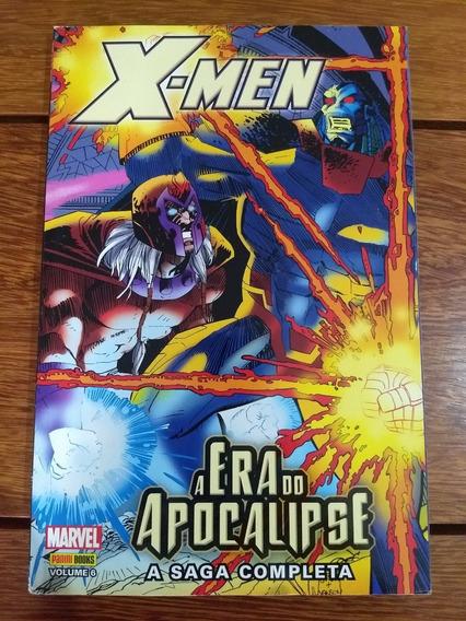 X-men - A Era Do Apocalipse N° 6 - Panini