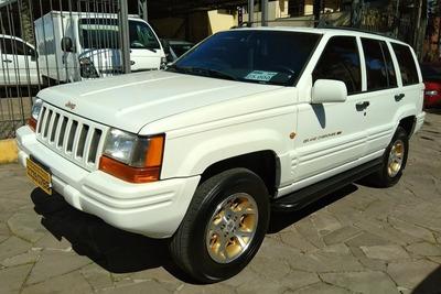 Jeep Grand Cherokee Limited V8 4x4
