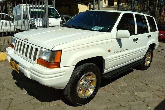 Jeep Grand Cherokee Limited V8 4x4