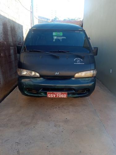 Hyundai H100 2000 2.6 Gls 4p