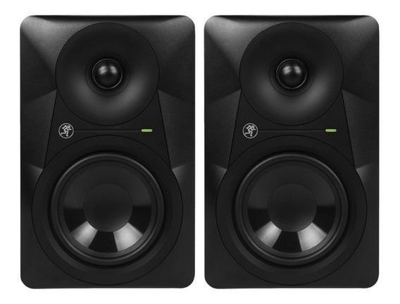 Monitor Áudio Studio Mackie Mr524 Ativo Bi Ampli 5