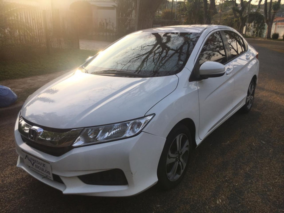 Honda City Lx Automático 2015