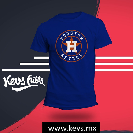 Playera De Houston Astros. Mlb