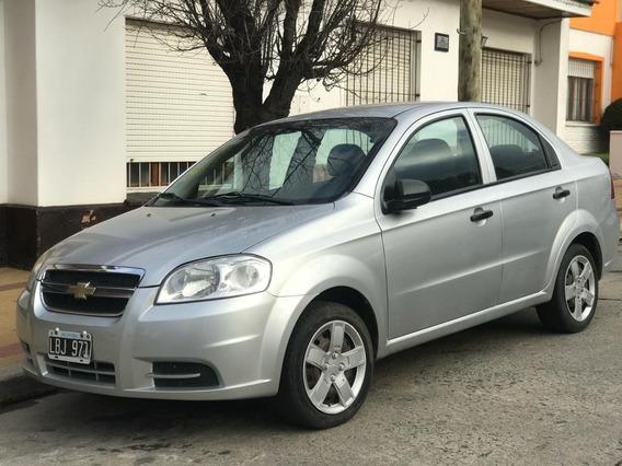 Chevrolet Aveo Ls 1.6 2012 - Impecable Listo Para Transferir