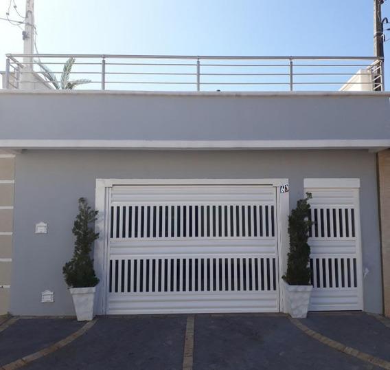 Casa À Venda, Parque Residencial Monte Rey - Piracicaba/sp - Ca2272