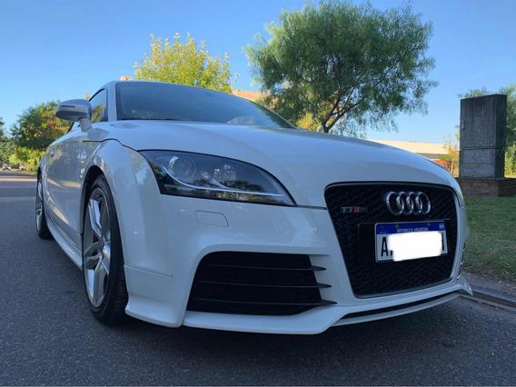 Audi Tt Rs 2.5 Tfsi Stronic Con 430hp Apr Stage 2+ Nuevo