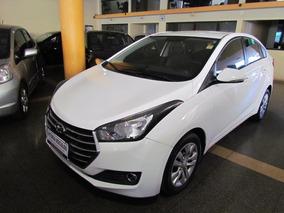 Hyundai Hb20s 1.0 Comfort Plus Flex 4p 2016 Branco Completo