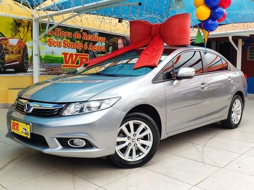Honda New Civic 2014 Lrxr 2.0 Flex Automático
