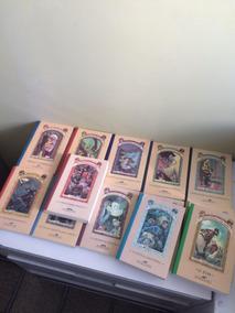 Coleção Completa Desventuras Em Série
