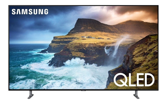Tv Samsung 85 Pol. Qn85q70r Qled 4k Ultrahd Modelo 2019