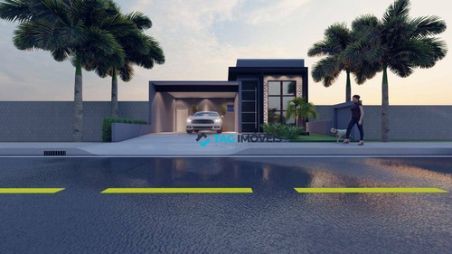 Casa Com 3 Dormitórios À Venda, 148 M² Por R$ 729.000 - Residencial Real Parque Sumaré - Sumaré/sp - Ca0885
