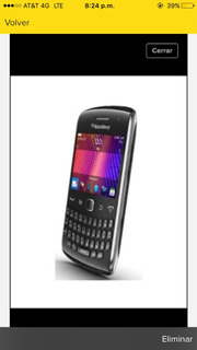 Blackberry 9260 Nueva