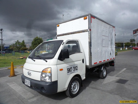 Furgon Hyundai Porter H 100