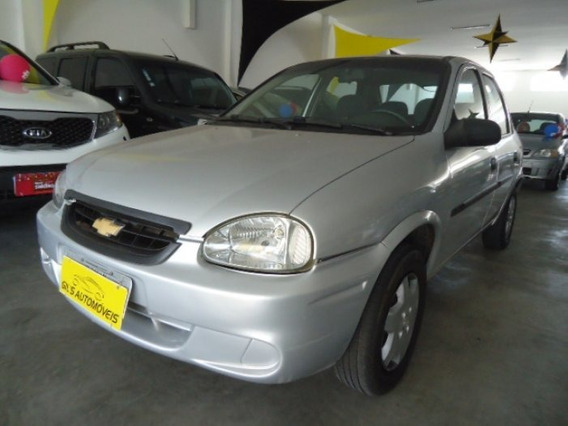 Corsa Sedan 1.0 Mpfi Classic Sedan 8v Álcool 4p Manual