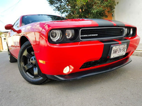 Dodge Challenger 2014 3.6 Sxt V6 At Posible Cambio