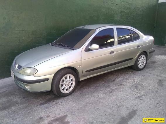 Renault Megane Ii Sedan