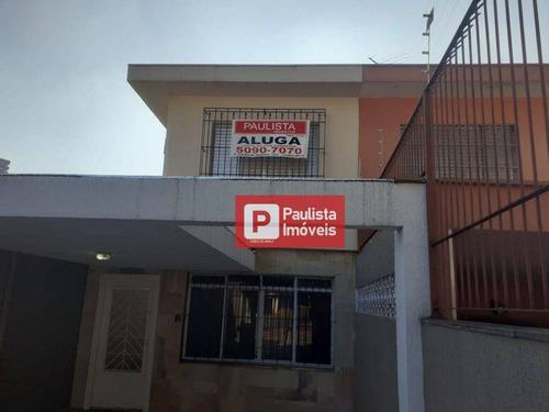 Imagem 1 de 30 de Sobrado Com 3 Dormitórios Para Alugar, 150 M²  - Jardim Aeroporto - São Paulo/sp - So4680