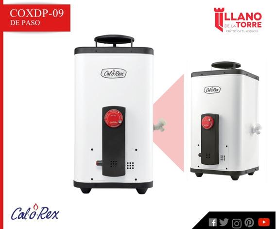 Calentador Coxdp-09 Gen 2 Gas L.p. 9 Lts/min