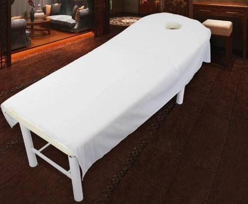 Cobertor/sabana Para Mesa De Masaje Y Spa - 120*200cm