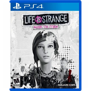 Life Is Strange Before The Storm Playstation 4 Nuevo