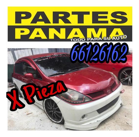 Nissan Tiida X Pieza Y Mas