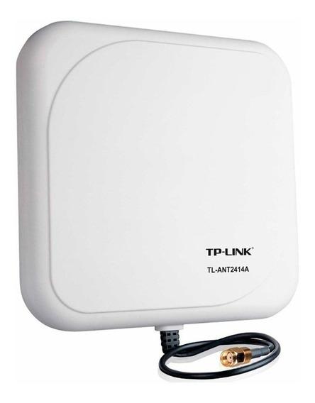 Antena Exterior Tp-link Tl-ant2414a 14 Dbi 2.4 Ghz
