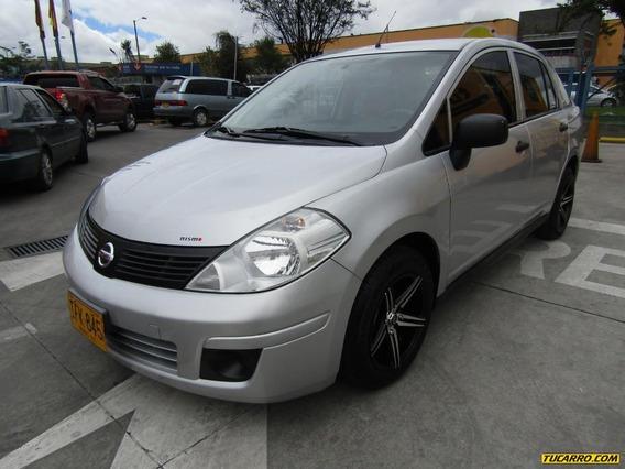 Nissan Tiida Mt 1600cc